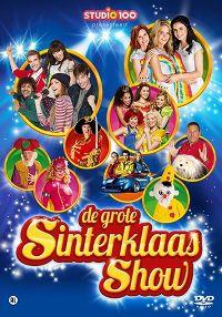 Cover  - De Grote Sinterklaasshow 2015 [DVD]
